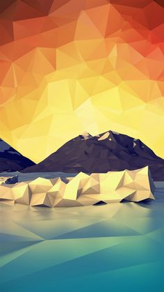 Low Poly Wallpapers (Desk & Phone) - Album on Imgur