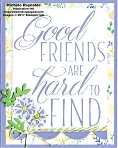 Lovely Friends Wisteria Good Friend