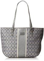 Nine West Double Vision Satchel Handbag, Beige, One Size: Handbags: Amazon.com
