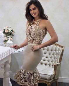 Cute Dresses, Short Dresses, Girly Girl Outfits, Thick Girl Fashion, African Print Fashion, Elegant Outfit, Insta Photo, Get Dressed, Lace Dress