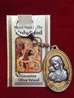 Handmade Wooden Key Chain No: 451 Height * width 6.5 cm * 4 cm
