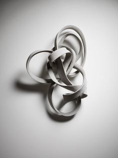 Merete Rasmussen try with extruded clay