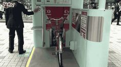 That's why Japan is awesome - Underground Bike Park