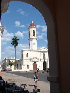 #Cienfuegos,Cuba--`La Perla del Sur' the pearl of the south.
