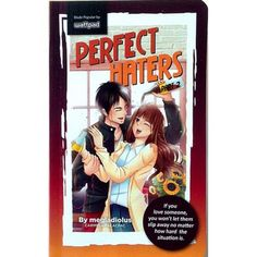 Perfect Haters Part 2 by Megladiolus Wattpad Books, Loving Someone, Let It Be, Baseball Cards, Reading, Cover, Liking Someone, Reading Books