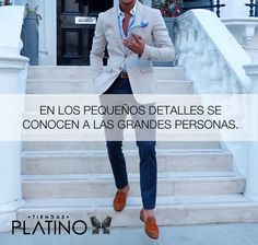 Pequeños detalles #hombre #moda #tendencia #frases #saco #traje #mocasines #elegancia #fashion #dinero #poder #chic #gentleman #reloj #hombre #clase #estilo #elegancia #class #men #nice #outfit #inspiration #outfits #casual #wear #menswear #menswear #mensstyle #post #shoes #shoeslover #galleries #people #watches #life #lifestyle #lifequotes #quote #lifelessons #shirt #camisa #jeans #tiendasplatino #platino #cuernavaca #morelos Tiendas Platino