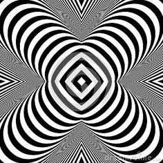 Find Black White Background Pattern Optical Illusion stock images in HD and millions of other royalty-free stock photos, illustrations and vectors in the Shutterstock collection. Op Art, Cool Optical Illusions, Art Optical, Eyes Game, Black And White Background, Mc Escher, Illusion Art, Psychedelic Art, Grafik Design