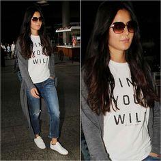Katrina Kaif Casual Wear, Casual Outfits, Fashion Outfits, Bollywood Fashion, Bollywood Actress, Indian Star, Katrina Kaif, Salman Khan, Celebs