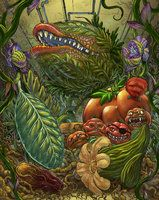 Plants of the movies by ~Onikaizer on deviantART