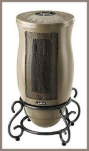 Lasko 6410 Designer Series Oscillating Ceramic Heater - looks great, works great.