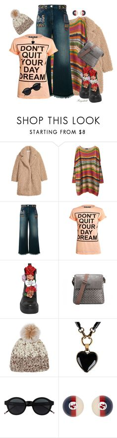 """""""💚"""" by ragnh-mjos ❤ liked on Polyvore featuring Pilot, Mischa Lampert, Emilio Pucci, Gucci, vintage, contests, otfit and MyFaveTshirt"""
