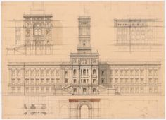 Titel Rathaus in München | Lange, Ludwig Rathaus in München | Lange, Ludwig