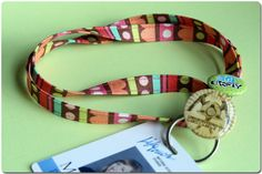 Haute To Sew: Lanyard/Keychain Thing-a-ma-boppers