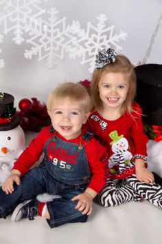 """""""Christmas Love"""" by Portrait Creations photography studio located in Charlotte, NC."""