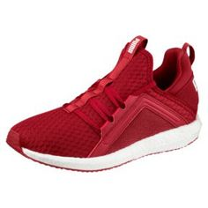 puma Electron Trainers rosso