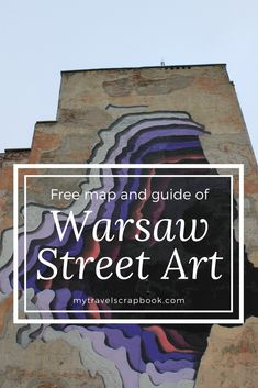 'For so long kept stony silent, the walls of Warsaw are speaking up, channeling the voice of the wider community through the medium of art. Loaded with relevant messages and subliminal meaning, the gargantuan works that have been splashed onto the sides of buildings are transforming the city, and nowhere more so than the gritty side streets of old Praga.' The capital of Poland has some incredible street art. One snowy afternoon we went exploring in Praga to find some fantastic murals,...