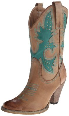 Very Volatile Women's Rio Grande Boot => Can't believe it's available, see it now : Cowgirl boots