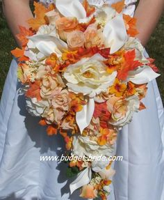 Fall Wedding Bouquets | Filed in: Fall Wedding Bouquets