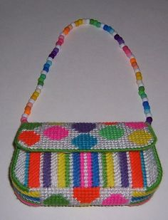 Purse. my kids would love this.