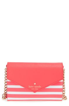 kate spade new york 'fairmount square - monday' crossbody bag