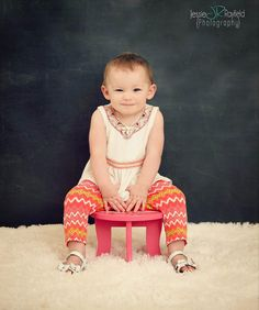 Chalk Board Photography Backdrop For Kids & Baby by FabDrops