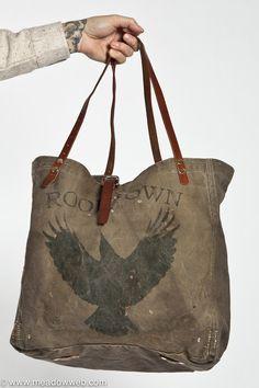 Rooktown Tote Bag