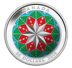 Mint Coins, Silver Coins, Glass Ornaments, Christmas Ornaments, Canadian Things, Silver Bullion, Under The Lights, World Coins, Art And Technology