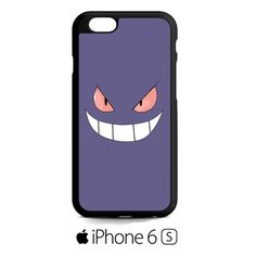 Gengar Face Pokemon iPhone 6S  Case