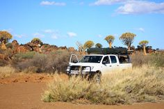 Southern Africa in a Hilux