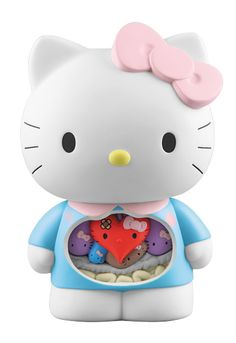 MEDICOM TOY -. DR.ROMANELLI HELLO KITTY ANATOMY ver (NORMAL / VINTAGE)