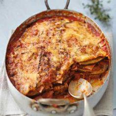 Recette : Gratin d'aubergines à la sicilienne - Recette au fromage