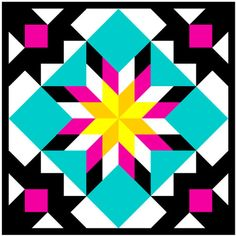 Quilt Square Patterns, Barn Quilt Patterns, Square Quilt, Barn Quilt Designs, Quilting Designs, Blue Quilts, Scrappy Quilts, Abandoned Castles, Abandoned Mansions