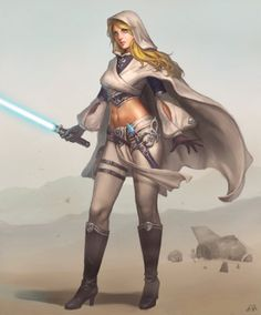 ArtStation - Jedi, Jung hun Ju