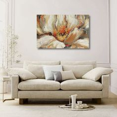 Oil painting of Magnolia bloom, features soft and inviting colors, that make this piece so dreamy and calming by Nizamas ready to hang Ship Paintings, Your Paintings, Original Artwork, Original Paintings, Sell My Art, How To Make Box, Texture Art, My Images, Magnolia