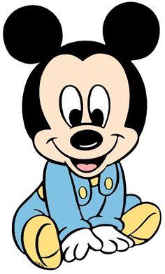 Disney Segnale Auto Baby On Board Topolino