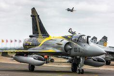 Dassault Mirage 2000 - Armée de l'Air | Tiger Meet 2011