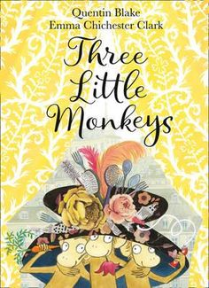 A remarkable collaboration - that brings together giants of the picture book world - to create a funny, anarchic and utterly delightful picture book. A classic of the future. Hilda Snibbs had three little monkeys. Their names were Tim and Sam and Lulu. They were very lively...