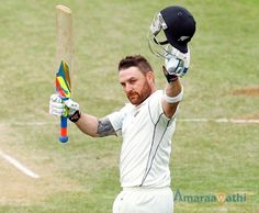 Brendon McCullum, 1st to 100 consecutive tests.