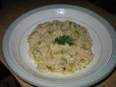 Ricette primi piatti: risotto ai porri   Ricette di ButtaLaPasta