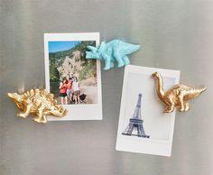 DIY Dino Magnets. Rawr! | Yellow Brick Home