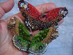 Схемы для вышивки бабочек бисером. . Обсуждение на LiveInternet - Российский Сервис Онлайн-Дневников