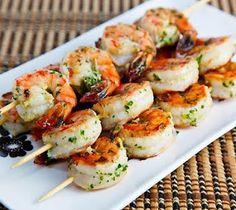 Grilled Marinated Shrimp Recipes