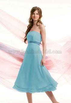 simple bridesmaid dress option