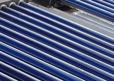 Solar Water Heating Installation