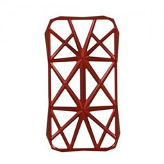 $6.99 Bird Nest in Case For iPhone 4 4S With Roadster Style Back Cover - Red Edealbest.com