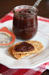 Chocolate-Hazelnut Spread {Homemade Nutella!}