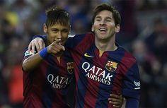 Messi, el único que ha jugado todos los partidos de Liga 2014/15 con el Barça