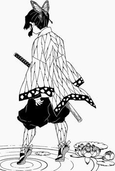 Kimetsu no Yaiba Kochou Shinobu🦋 Demon Slayer, Slayer Anime, Manga Art, Anime Art, Anime Sketch, Manga Pictures, I Love Anime, Anime Demon, Animes Wallpapers