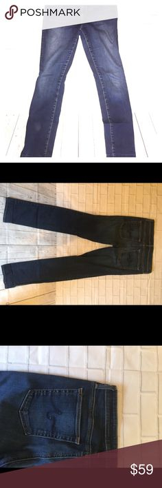 AG Adriana Goldschmied Essential Harper Jeans 28R AG Adriana Goldschmied Essential Harper Jeans 28R Ag Adriano Goldschmied Jeans Straight Leg