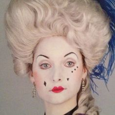 Makeup 17Th, 17Th Century, Google Search, Makeup Class, Makeup Designs, 18Th Century. restoration ...